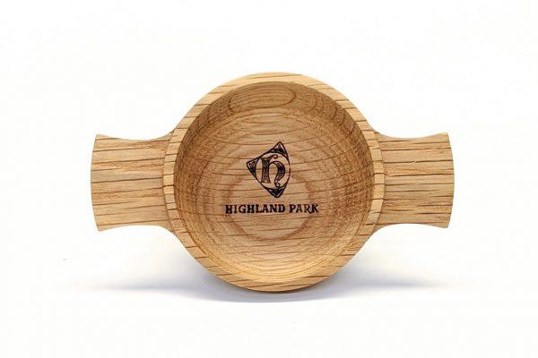 Wooden Quaich