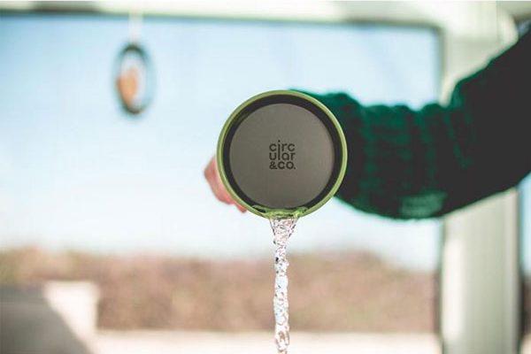 The Circular&Co – Branded Reusable Coffee Cup